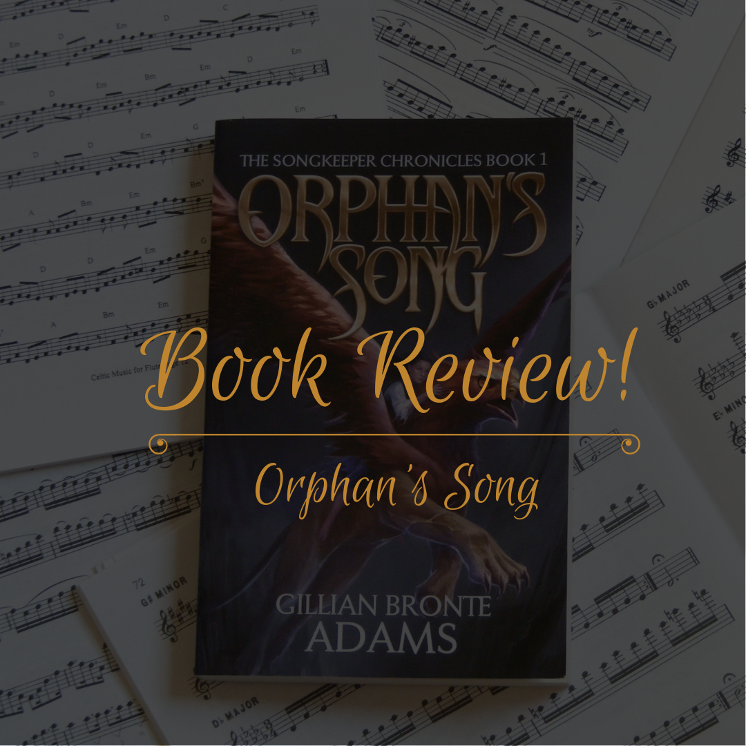 Orphan's Song is a Christian Fantasy book.