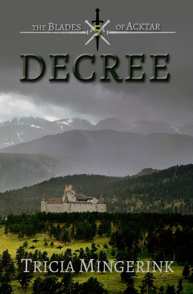 Decree by Tricia Mingerink