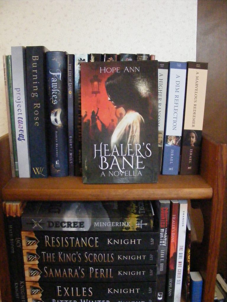 Healer's Bane: Book Review