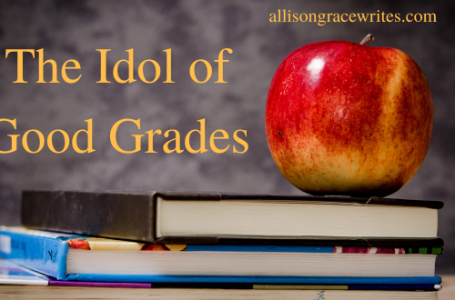 The Idol of Good Grades